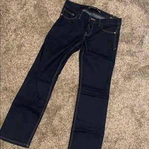 Express Skinny Jeans Never Worn